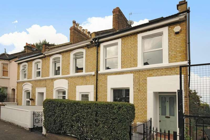 3 Bedrooms End Of Terrace House for sale in Woodland Hill, Crystal Palace