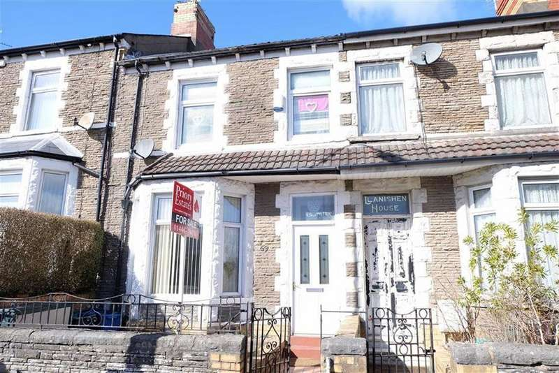 3 Bedrooms Terraced House for sale in Court Road, Barry, Vale Of Glamorgan
