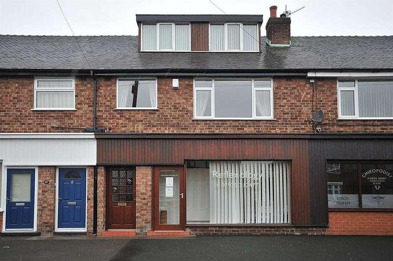 3 Bedrooms Flat for sale in Irwell Road, Warrington