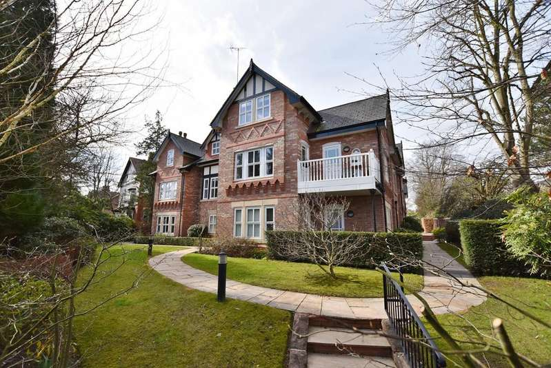 2 Bedrooms Apartment Flat for sale in Belgrave Road, Bowdon