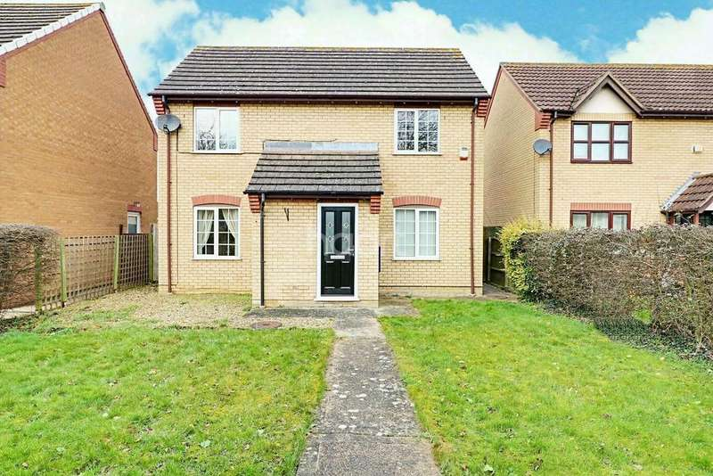 3 Bedrooms Detached House for sale in Rossington Close, Metheringham