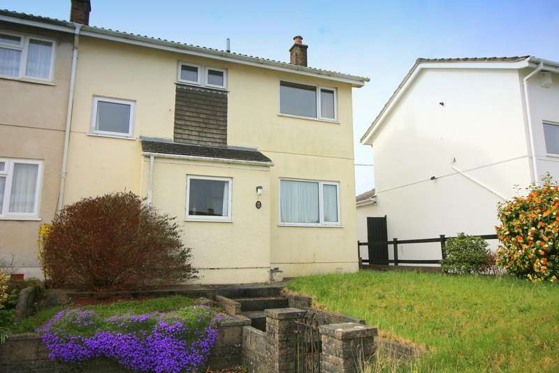 3 Bedrooms End Of Terrace House for sale in Longmeadow Road, Saltash