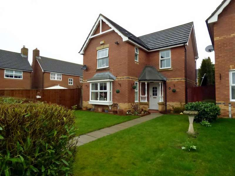 3 Bedrooms Detached House for sale in Tarr Steps, Ingleby Barwick, Stockton-On-Tees, TS17