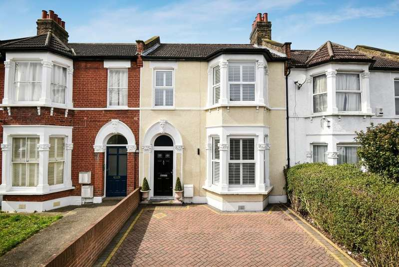 4 Bedrooms Terraced House for sale in Broadfield Road London SE6