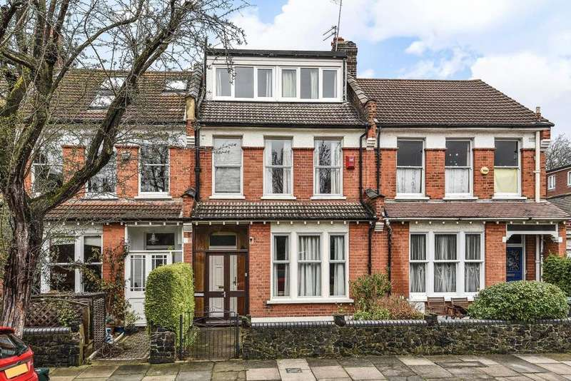 3 Bedrooms Terraced House for sale in Chestnut Avenue, Crouch End
