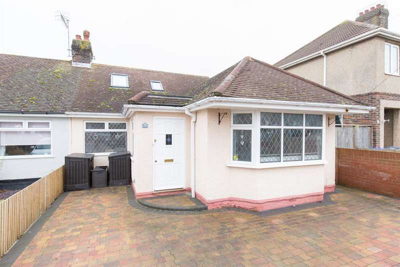 5 Bedrooms Semi Detached House for sale in Brookdean Road, Worthing, West Sussex, BN11 2PB