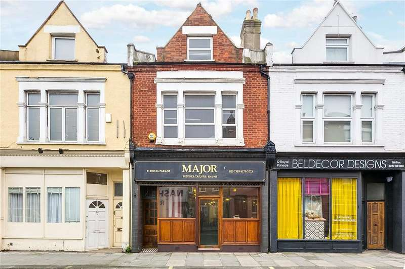 Terraced House for sale in Royal Parade, Dawes Road, London