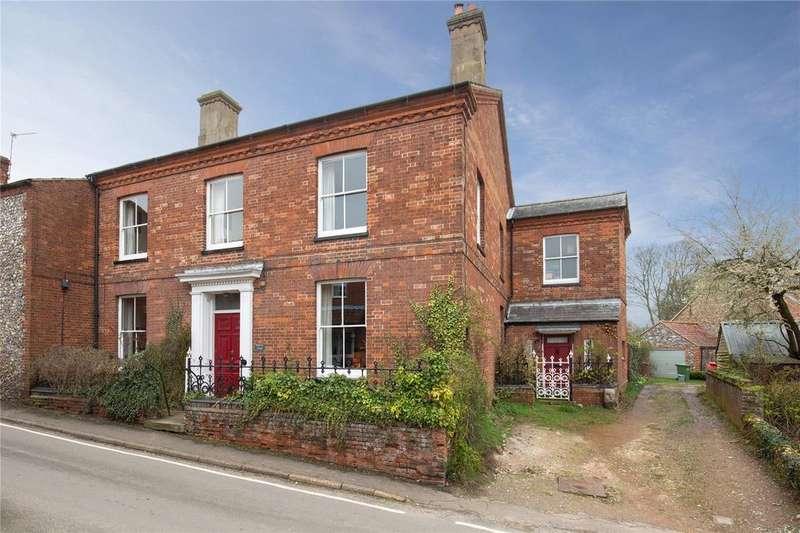 4 Bedrooms House for sale in Bailey Street, Castle Acre, King's Lynn, Norfolk, PE32