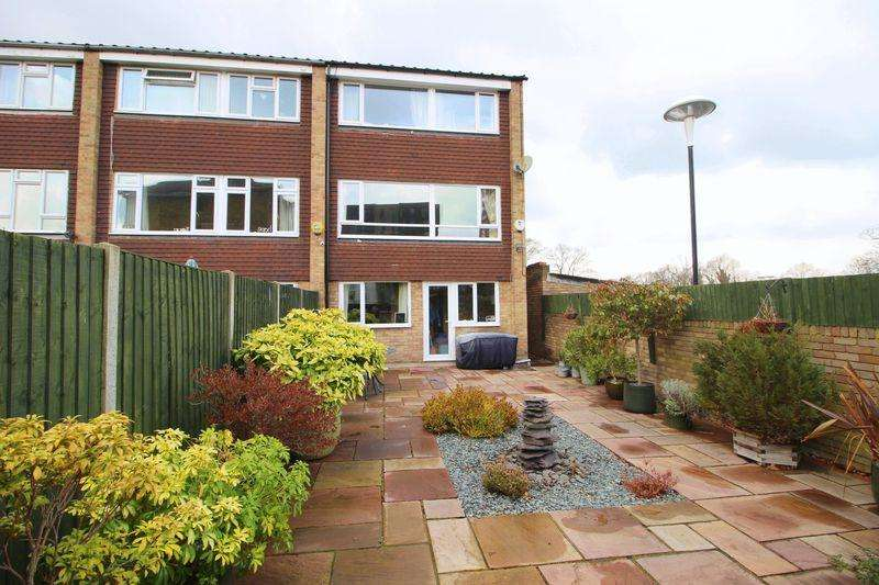 4 Bedrooms Town House for sale in Kingsmead Close, Sidcup