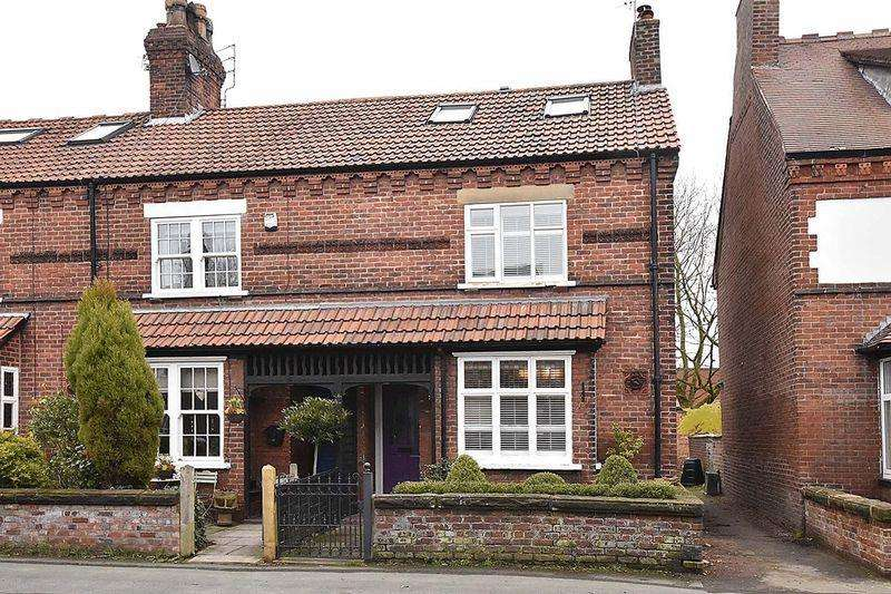 4 Bedrooms End Of Terrace House for sale in Cranford Avenue, Knutsford