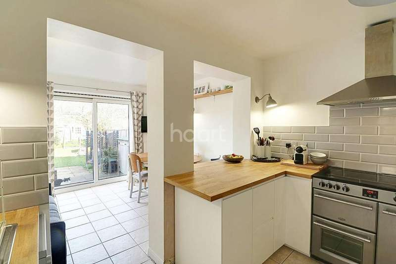 3 Bedrooms Semi Detached House for sale in Two Acres