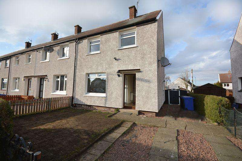 2 Bedrooms End Of Terrace House for sale in Davidson Street, Stirling