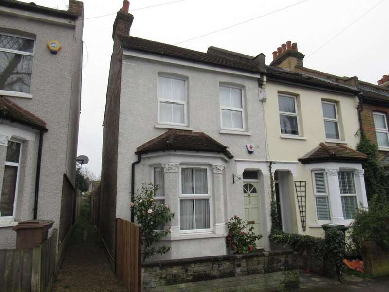 2 Bedrooms End Of Terrace House for sale in Tharp Road, Wallington