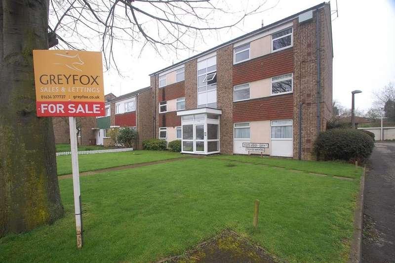 1 Bedroom Flat for sale in Scott Avenue, Rainham, Gillingham, ME8