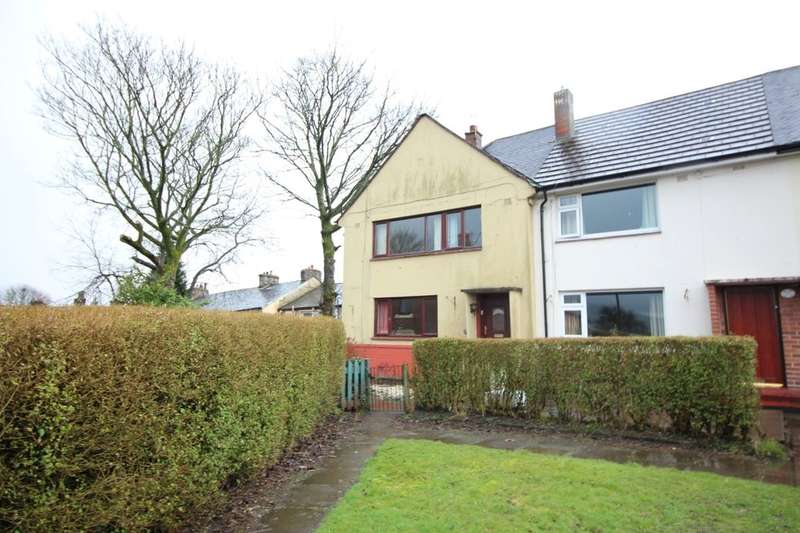3 Bedrooms Semi Detached House for sale in George Road, Ramsbottom, Bury, BL0
