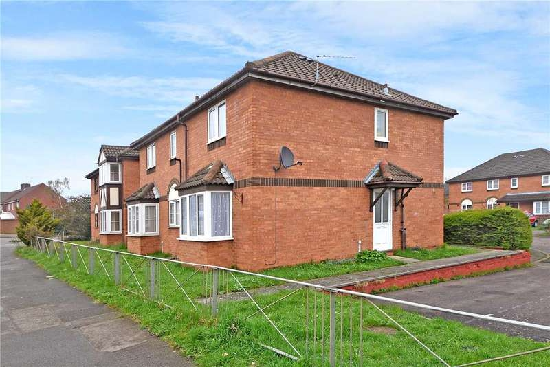 2 Bedrooms End Of Terrace House for sale in Britannia Gardens, Wellingborough, NN8 1BG