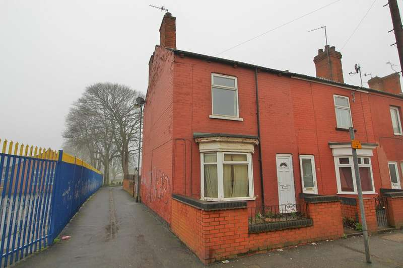 3 Bedrooms Property for sale in Berkeley Street, Scunthorpe DN15