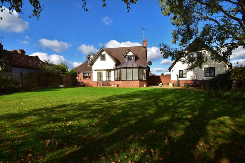 4 Bedrooms Detached House for sale in Little Hallingbury