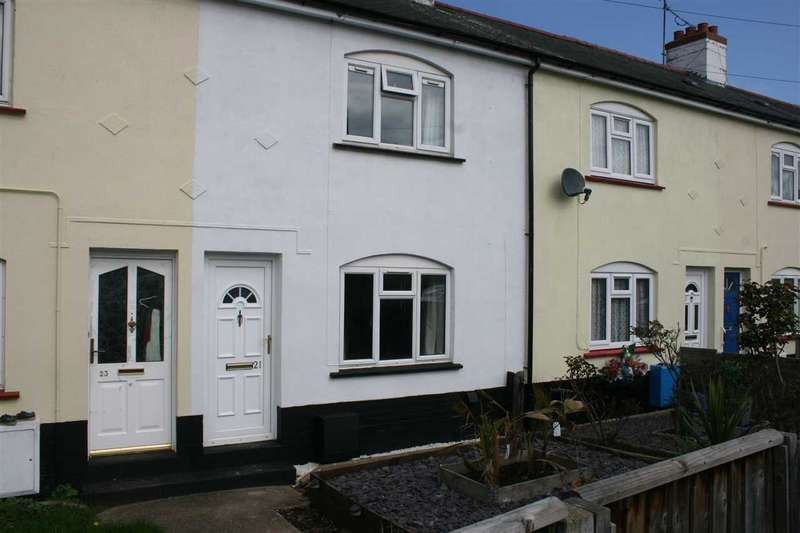 3 Bedrooms Terraced House for sale in King George Avenue, Exning, Newmarket