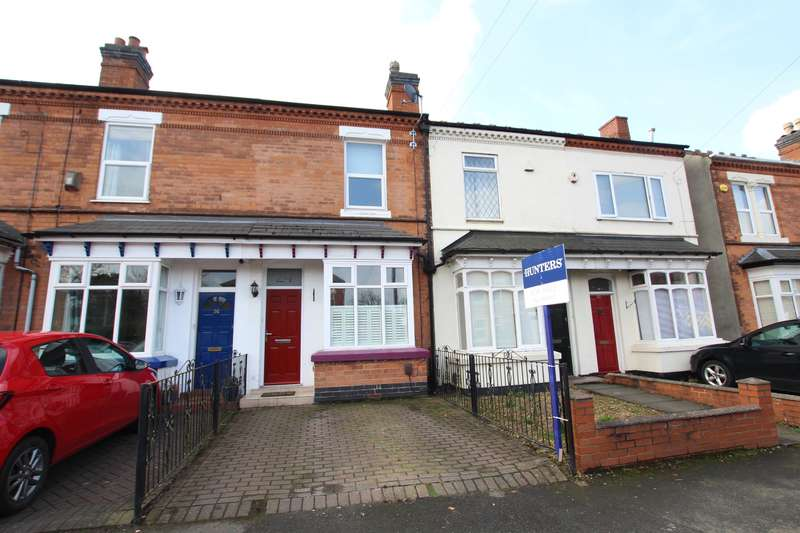 2 Bedrooms Terraced House for sale in Sheffield Road, Sutton Coldfield, B73 5HA