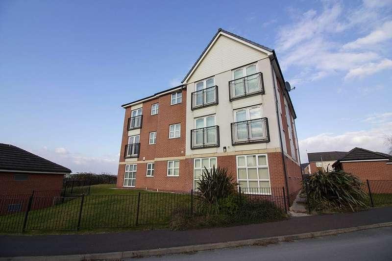 2 Bedrooms Apartment Flat for sale in Lockfield, Runcorn, Cheshire, WA7 4BD