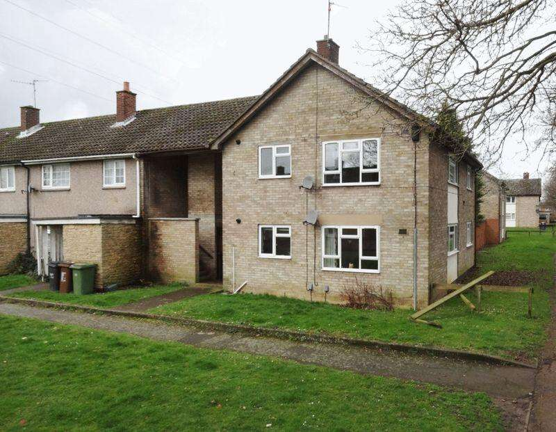 2 Bedrooms Apartment Flat for sale in Brinsley Green, Corby