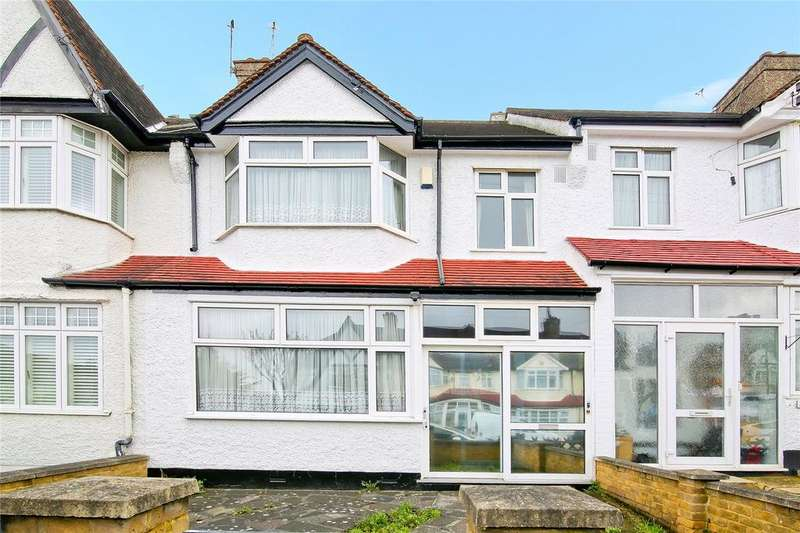 3 Bedrooms Terraced House for sale in Benett Gardens, Norbury, SW16
