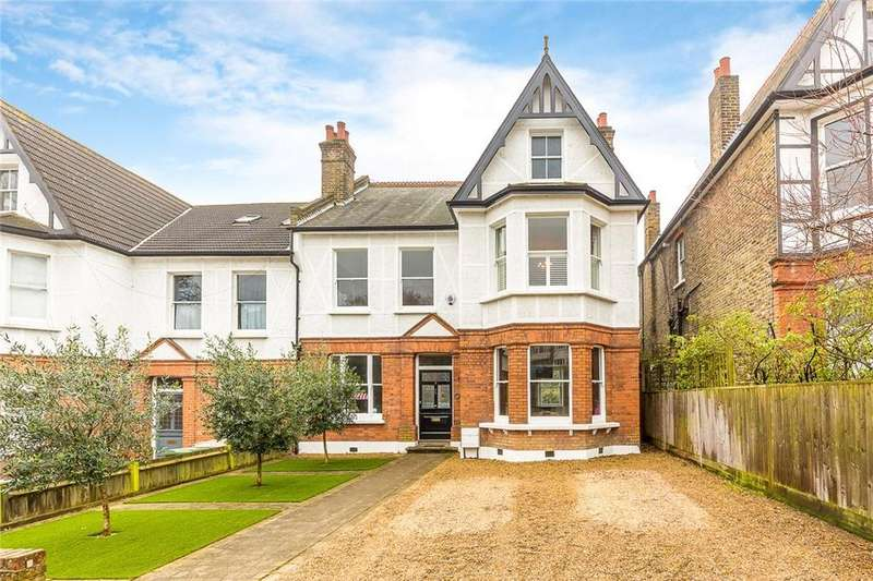 7 Bedrooms Semi Detached House for sale in Hengrave Road, London, SE23