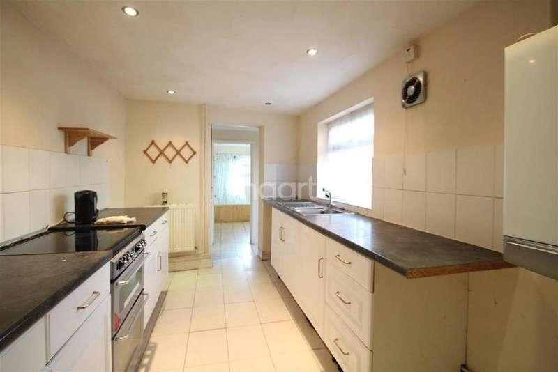 3 Bedrooms Terraced House for sale in Wilberforce Street, Ipswich