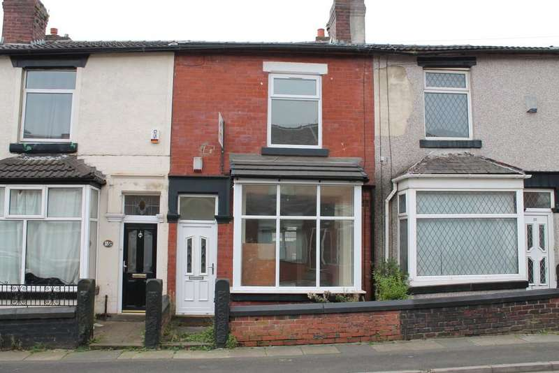 3 Bedrooms Town House for sale in Leicester Avenue, Bolton