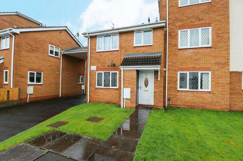 1 Bedroom Apartment Flat for sale in Wordsworth Close, Tipton