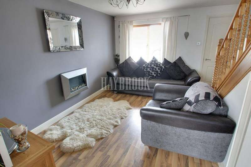 2 Bedrooms Semi Detached House for sale in Netherfield View, Dalton