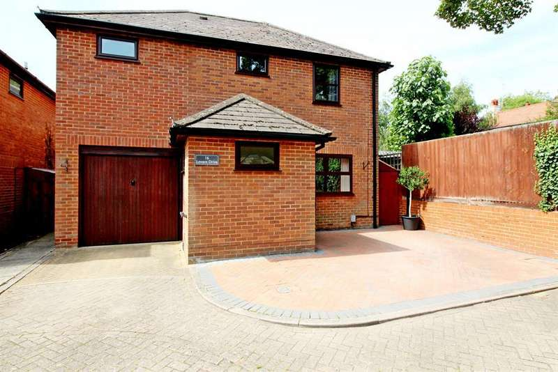 4 Bedrooms Detached House for sale in Lovent Drive, Leighton Buzzard