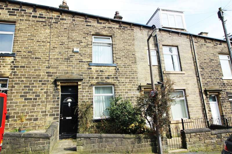 3 Bedrooms Terraced House for sale in Exeter Street, Sowerby Bridge