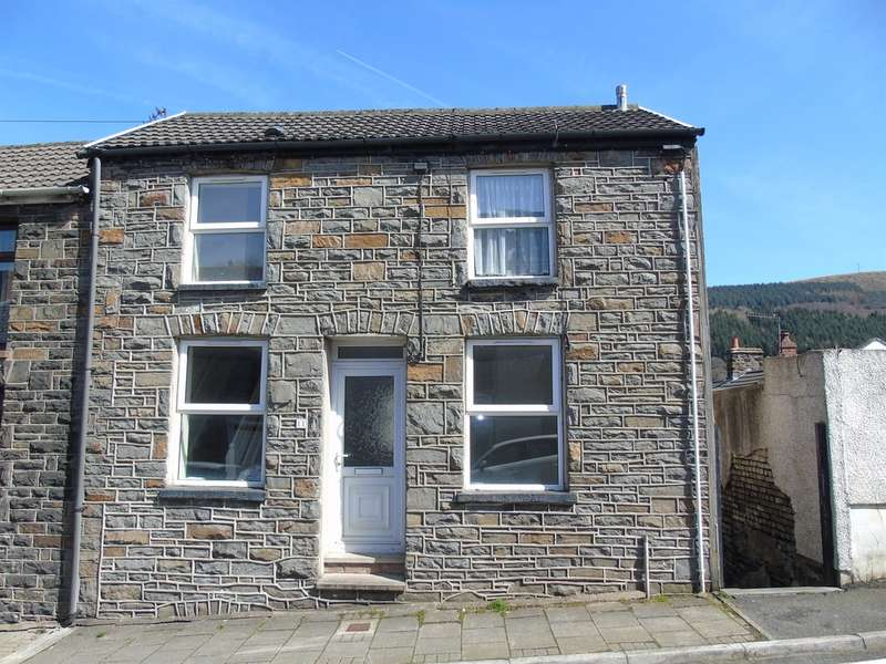 2 Bedrooms Terraced House for sale in Napier Street, MOUNTAIN ASH