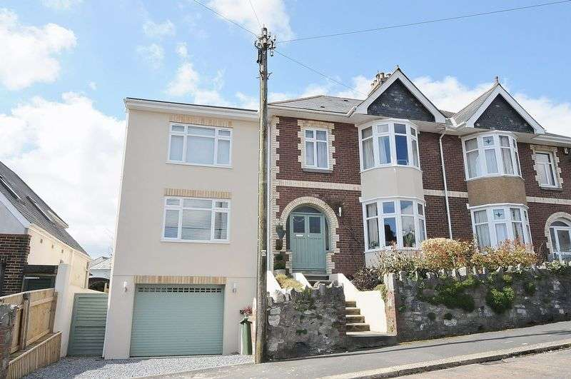 5 Bedrooms Property for sale in Culme Road Mannamead, Plymouth