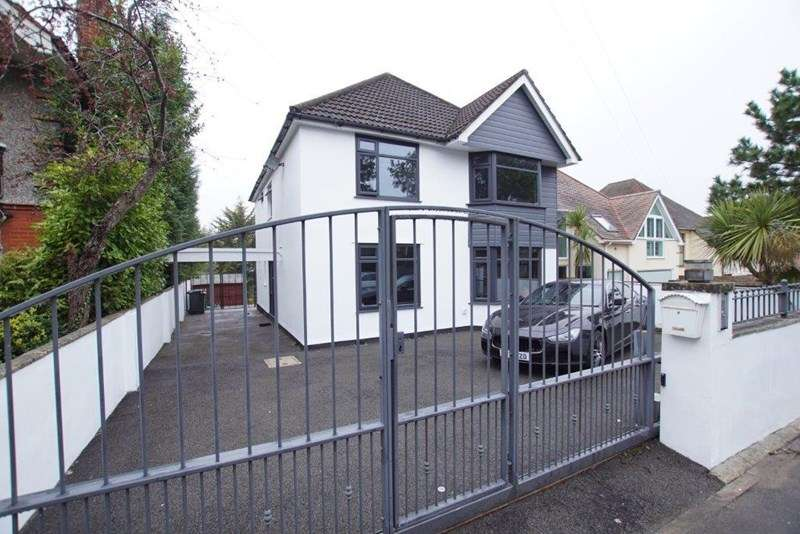4 Bedrooms Detached House for sale in Canford Cliffs Road, Canford Cliffs, Poole