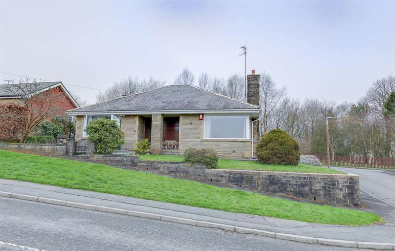 3 Bedrooms Detached Bungalow for sale in Haslingden Old Road, Rawtenstall, Rossendale