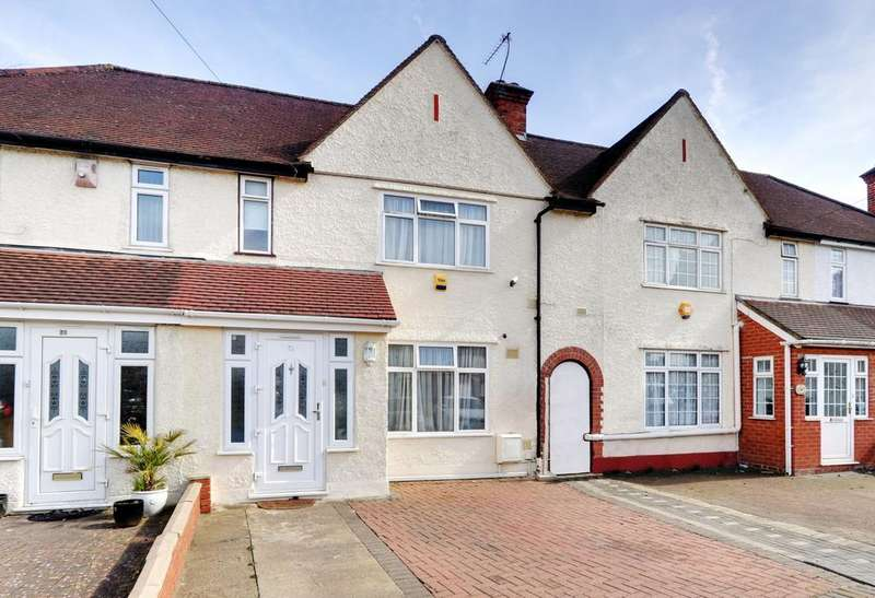 4 Bedrooms Terraced House for sale in The Alders, hounslow TW5