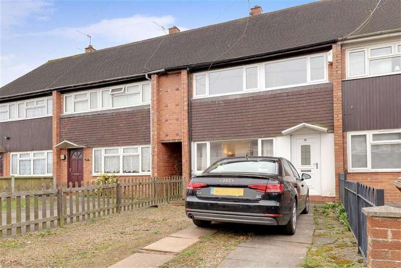 3 Bedrooms Terraced House for sale in Carrick Place, Hanford, Stoke-on-Trent