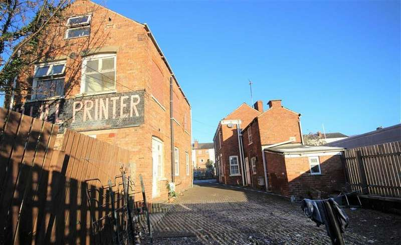 2 Bedrooms Detached House for sale in Spa Buildings, Lincoln, Lincolnshire
