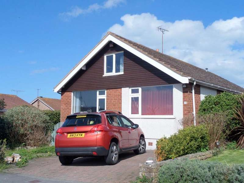 3 Bedrooms Detached Bungalow for sale in Madoc Close, Rhos On Sea, Colwyn Bay