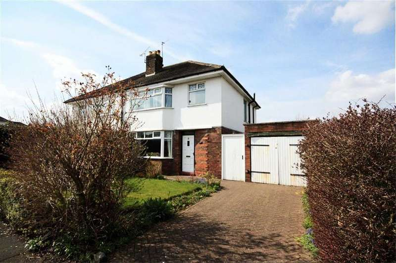 3 Bedrooms Semi Detached House for sale in Lester Drive, Eccleston, St Helens, WA10