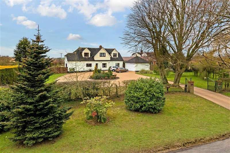 4 Bedrooms Detached House for sale in Titmore Green, Little Wymondley, Hertfordshire