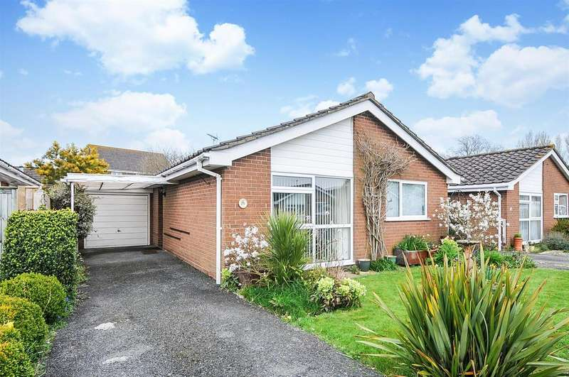 2 Bedrooms Detached Bungalow for sale in Cherry Tree Drive, Eastergate