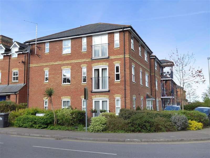 2 Bedrooms Flat for sale in Tower View, , Chartham, Canterbury, Kent