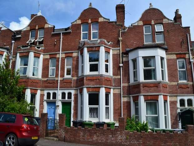 6 Bedrooms Terraced House for rent in Archibald Road, St Leonards, Exeter