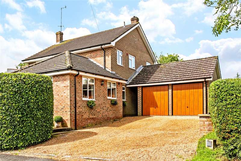 3 Bedrooms Detached House for sale in Bugmore Lane, East Grimstead, Salisbury, Wiltshire, SP5