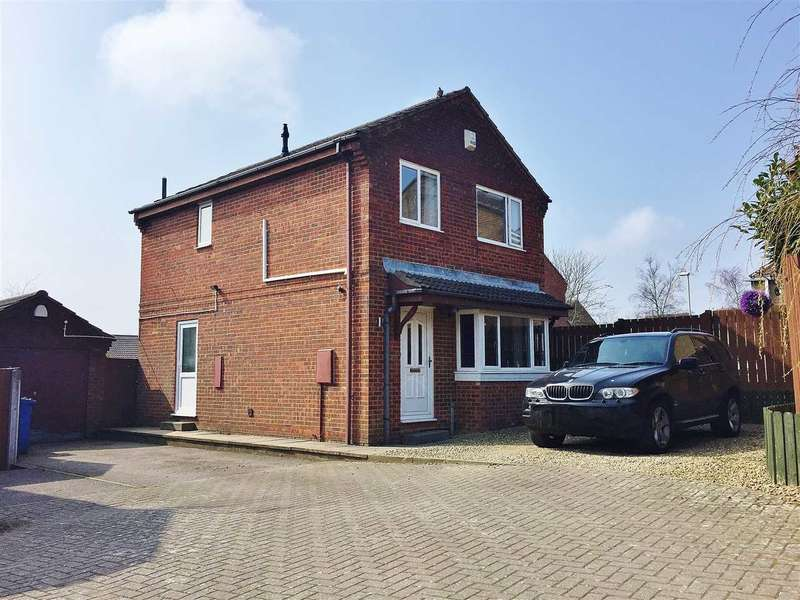3 Bedrooms House for sale in The Furrows, Scarborough