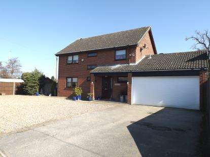 4 Bedrooms Detached House for sale in Roydon, Diss, Norfolk